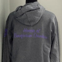 Parkview Elephants Heather Grey Adult Hoodie