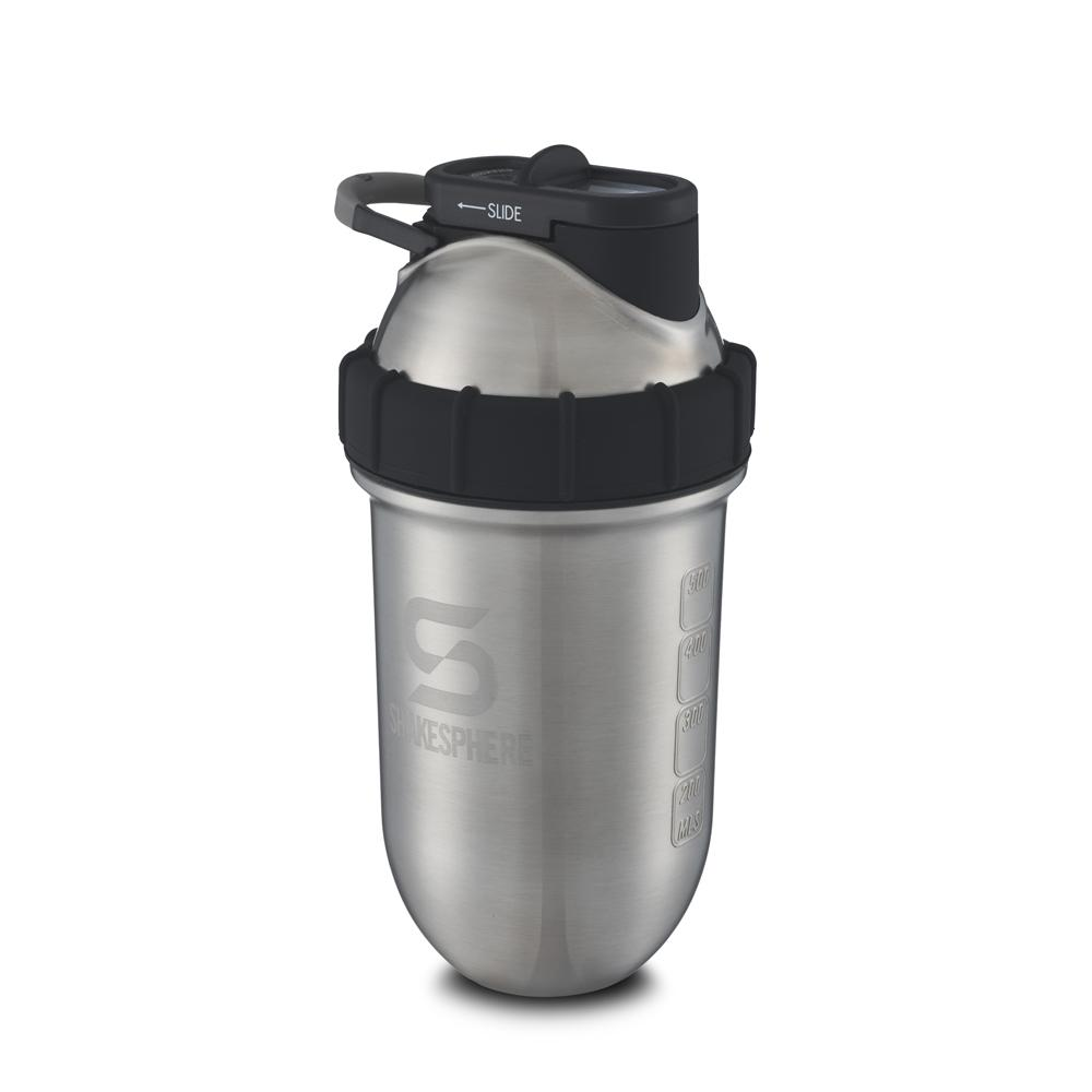24.6 Fl Oz ShakeSphere Tumbler Double Wall Steel Original