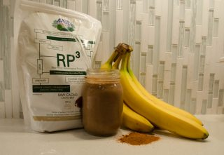 CHOCOLATE RP3 CHAI SMOOTHIE