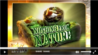TACO BELL – USES NOTHING FROM NATURE!