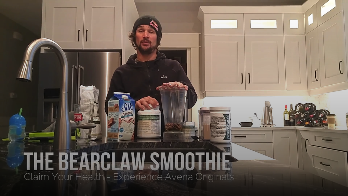 THE BEARCLAW SMOOTHIE