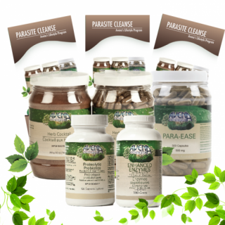 AVENA'S PARASITE CLEANSE PROGRAM