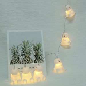 Dinosaur LED String Lights