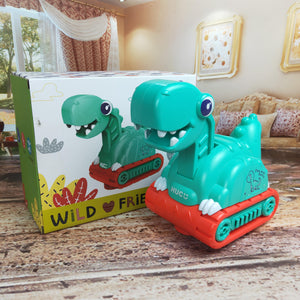 Dinosaur Excavator Vehicle Toy