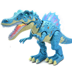 Walking Spinosaurus LED Toy