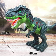 Load image into Gallery viewer, Radio Controlled Walking T-Rex Toy