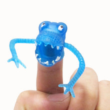 Load image into Gallery viewer, Dinosaur Finger Puppets (Pack of 5)