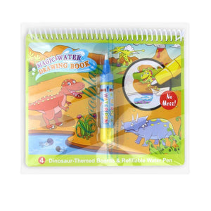 Reusable Magic Water Coloring Book