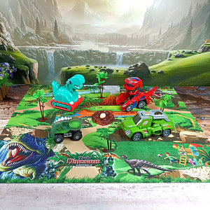 The Ultimate Dino Cars Set™