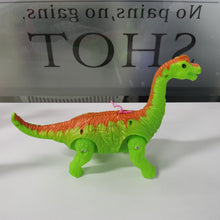 Load image into Gallery viewer, Little Dinosaurs Leash Toy
