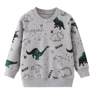 Dino World Sweatshirt