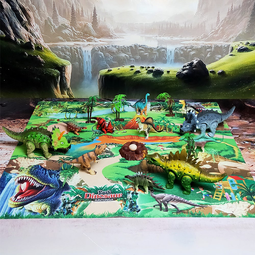 The Ultimate Dino World Set™