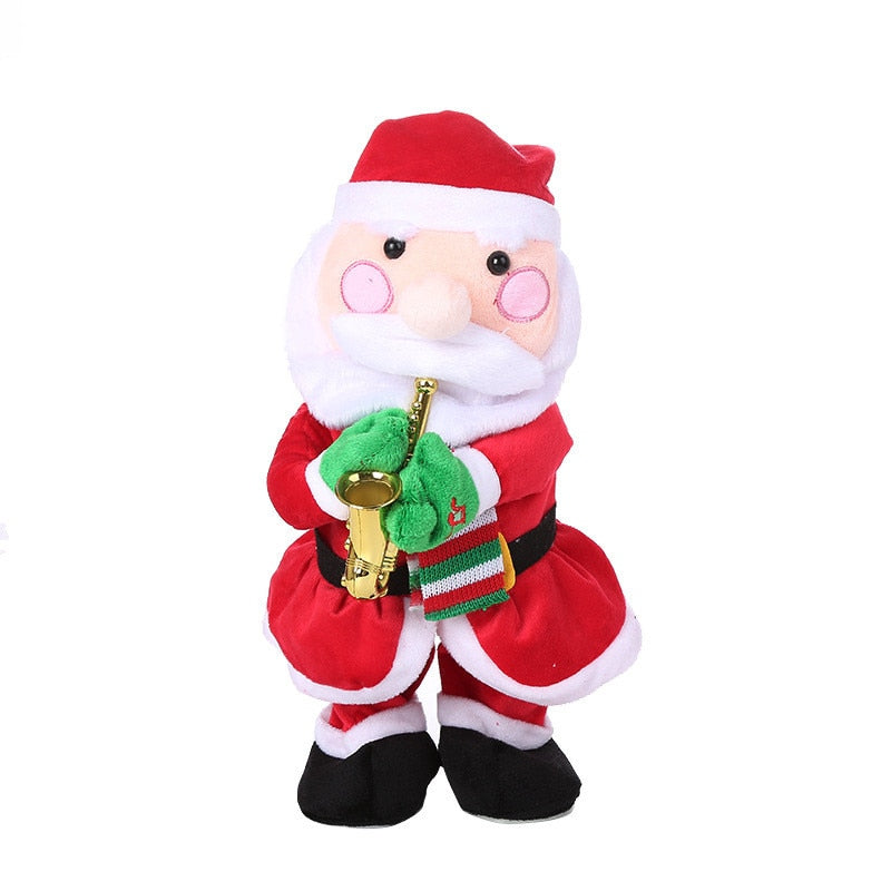 Musical Dancing Christmas Toy