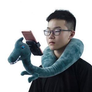Dinosaur Neck Phone Holder