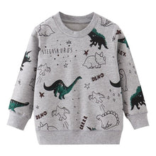 Load image into Gallery viewer, Dino World Sweatshirt