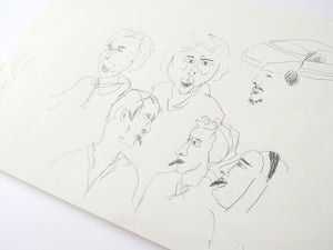 Drawings from film