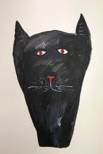The Giant Cat Collection - Original Painting - Pigeon