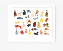 Some Dogs | Giclee Art Print