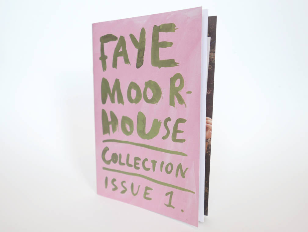 FAYE MOORHOUSE | COLLECTION | Issue 1 | Illustration art zine book || Limited Edition