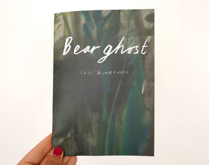 BEARGHOST | A short story by Faye Moorhouse | ZINE