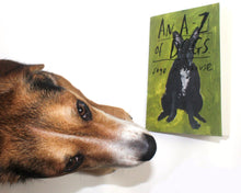 Zine / Picture Book - AN A-Z OF DOGS - Second Edition