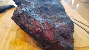 Four steps to amazin' brisket