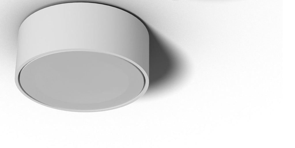 The new elegant surface-mount motion detector from Tense