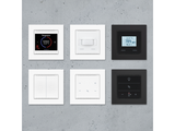 KNX AQS/TH-UP Touch