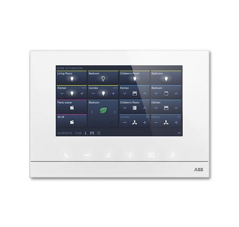 ABB ABB-free@homeTouch 7 Touchpanel White