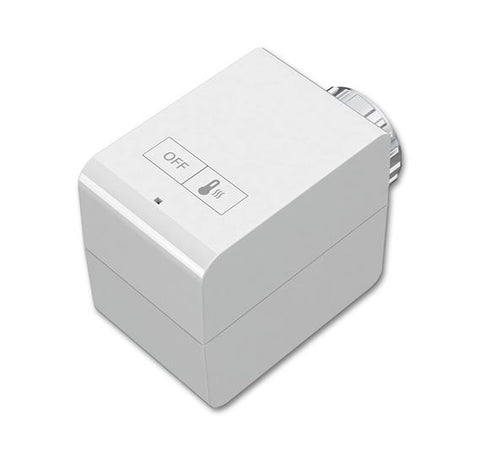 ABB Basic free@home radiator thermostat, wireless