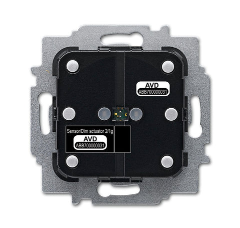 Sensor/Dimming actuator 2/1gang