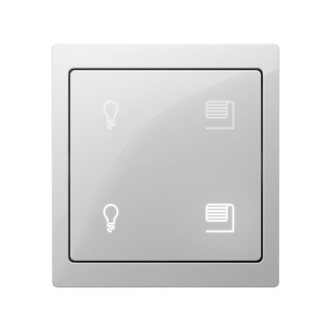 Schneider Electric KNX Pushu2010button Pro