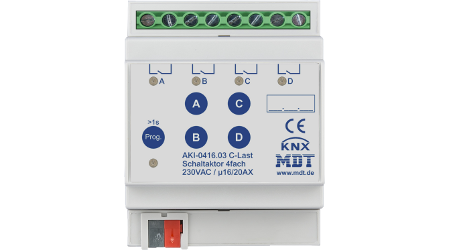 MDT Switch Actuators AKI series