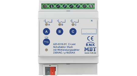 MDT Switch Actuators AZI series