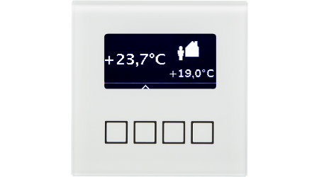 MDT Glass Room Temperature Controller