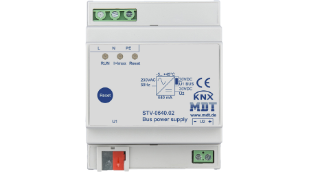 MDT KNX Power Supplies STV series