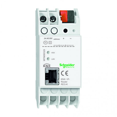 Schneider Electric KNX/IP router REGu2010K