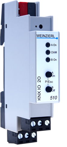 Weinzierl KNX IO Switching Actuator 510