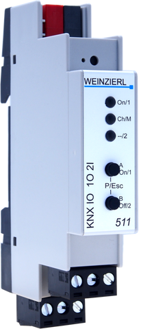 Weinzierl KNX IO Switching Actuator 511