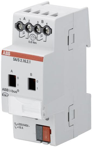 Switch Actuators, 16 A, MDRC