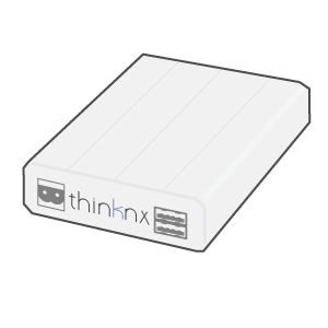 ThinKNX COMPACT KNX server