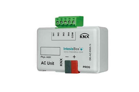 Intesis Daikin AC Domestic units to KNX Interface, Binary Inputs