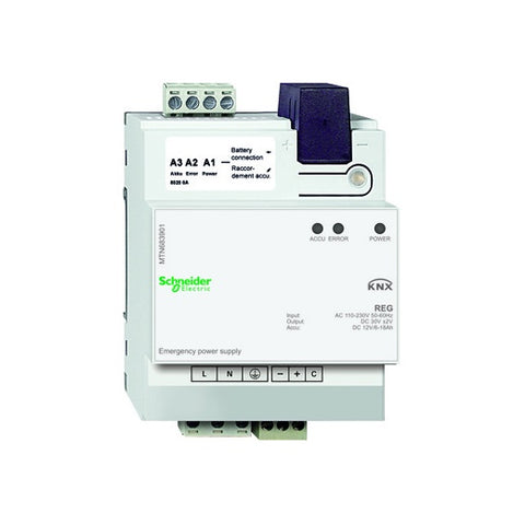 Schneider Electric REG emergency power supply