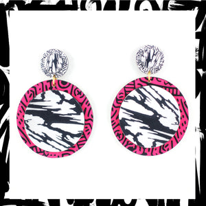 Hustle Earrings