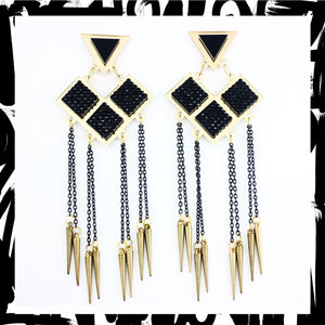 Legacy Gold Earring