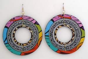 Chi Chi Earrings (Archived design)