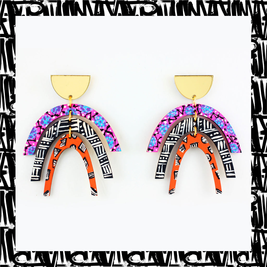 Dakar Earrings