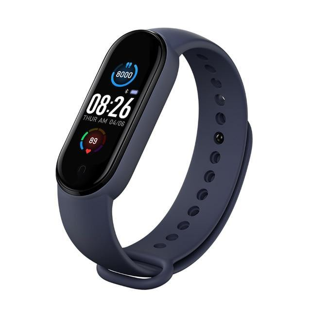 Smartwatch New M5 Unissex Relógio Inteligente - iClock