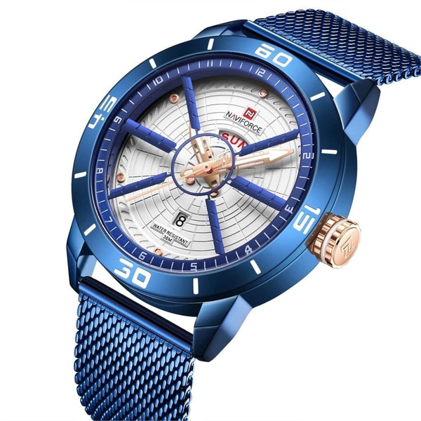 Relógio Naviforce Luxury Sport Masculino - iClock