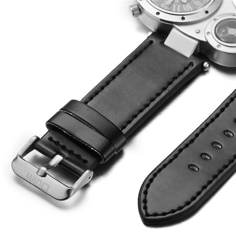 Relógio Oulm Masculino Exclusive - iClock